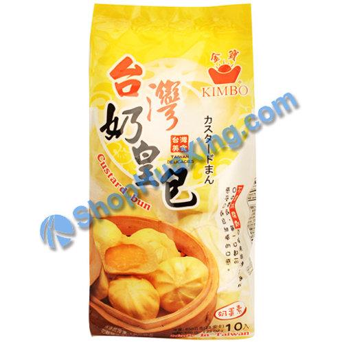 05 KimBo Custard Bun 金宝 台湾奶皇包 650g