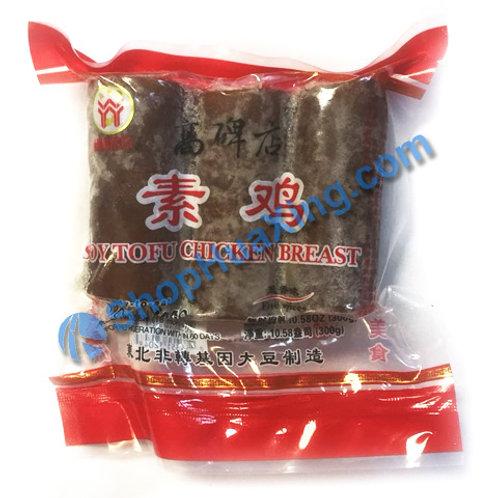 05 Frozen Tofu 五谷丰 高碑店 冷冻素鸡 五香味 300g