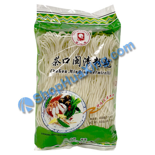 03 Rice Vermicelli 金之味 茶口闽清粉干 400g