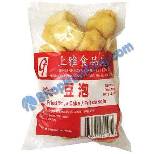 04 Fried Soya Cake 上雅食品 豆泡 185g