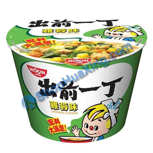 03 Nissin Ramen Noodle w/ Chicken Flv 出前一丁杯面 鸡蓉味 118g