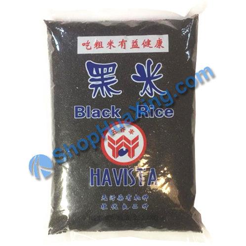 04 Black Rice 五谷丰 黑米 5LB