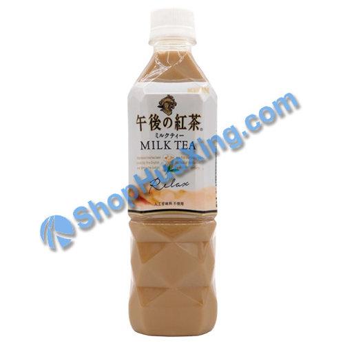 04 Kirin Milk Tea 午后红茶 500ml