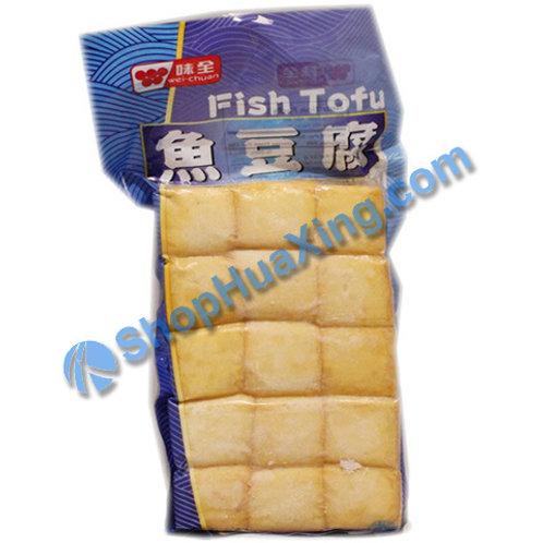 05 WC Fish Tofu 味全 鱼豆腐 300g