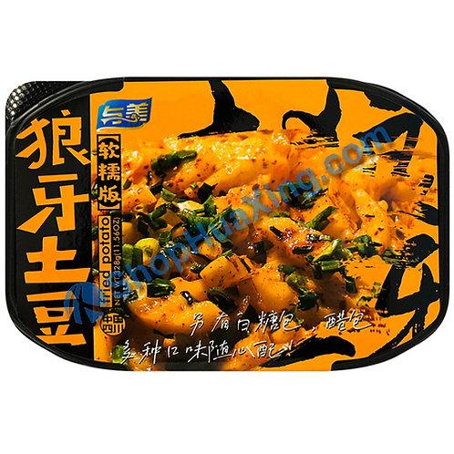 03 Fried Potato 与美 狼牙土豆 软糯版 328g