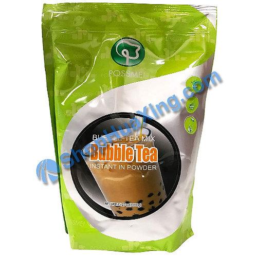03 Possmei Bubble Tea Mix Instant in Powder Original Flv. 珍珠奶茶粉 原味 1000g