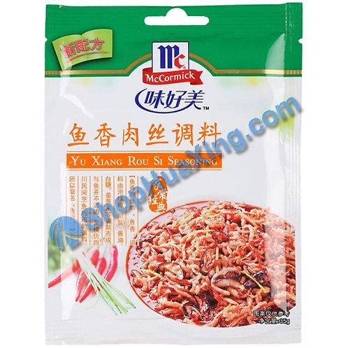 05 Yu Xiang Rou Si Seasoning 味好美 鱼香肉丝调料 35g