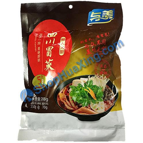 03 SiChuan Instant Hot Pot 与美 四川冒菜 麻辣味 288g
