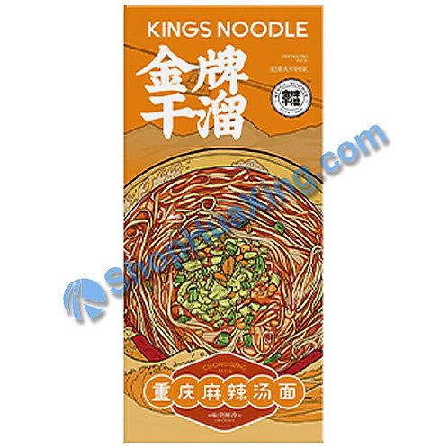 03 Kings Noodle Crystal Potato Noodle 金牌干溜 重庆麻辣汤面 180g