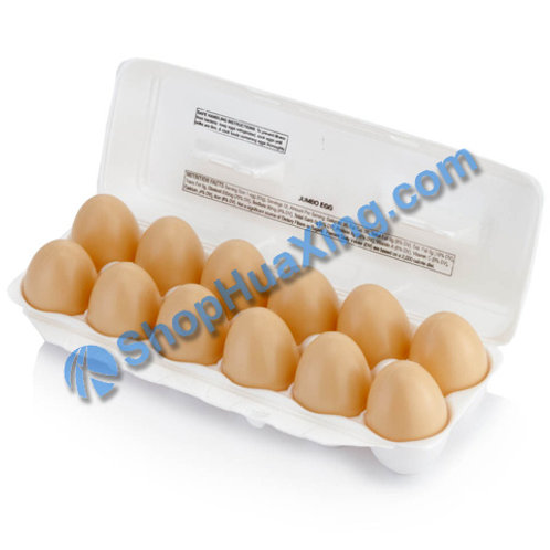 01 Jumbo Brown Egg 12pcs 红鸡蛋