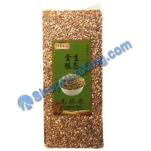 04 Long Life Nature Sorghum Rice  养生堂 高粱米 1kg