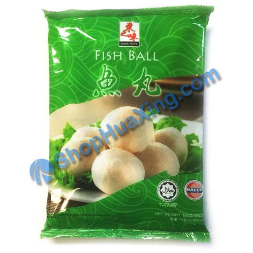 05 Asian Taste Fish Ball 东之味 鱼丸 454g