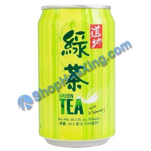 04 Honey Green Tea 道地 蜂蜜绿茶 310ml
