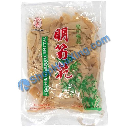 01 Saline Bamboo Shoots 林生记 明笋干 400g