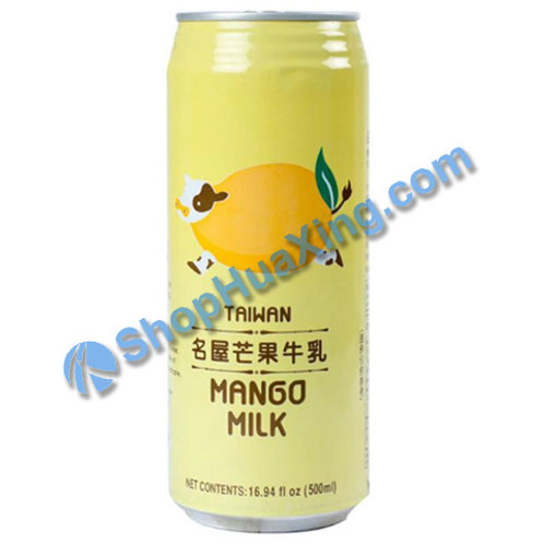 04 Mango Milk Drink 名屋芒果牛乳 500ml