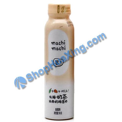 04 Machi Machi Less Sugar Milk Tea 麦吉低糖奶茶 经典奶酪原味 350g