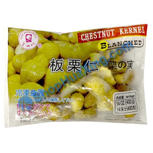 05 Chestnut Kernel 金之味 冷冻板栗仁 400g