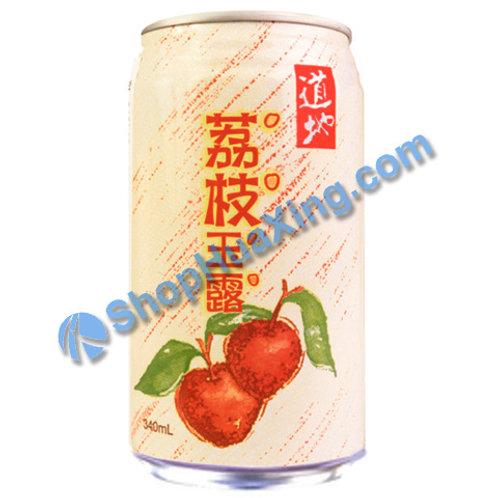 04 Lychee Juice Drink 道地 荔枝玉露 340ml