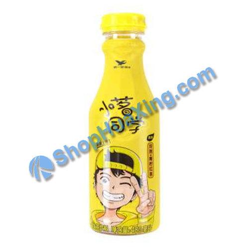 04 Lemon Black Tea 统一小茗同学 青柠红茶 480ml