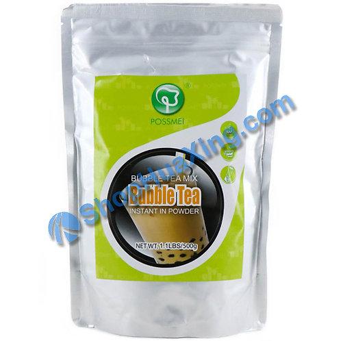 03 Possmei Bubble Tea Mix Instant in Powder Original Flv. 珍珠奶茶粉 原味 500g