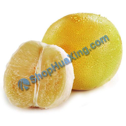 01 Pomelo 白肉柚子 /EA