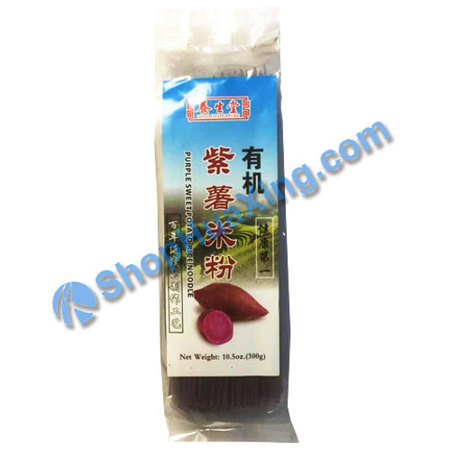 03 Organic Purple Sweet Potato Rice Noodle  养生堂 有机紫薯米粉 300g