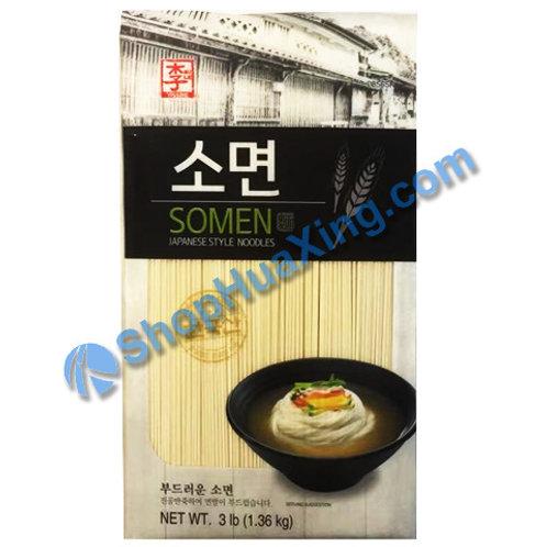 03 Somen Japanese Style Noodles 李牌 韩国素面 3LB