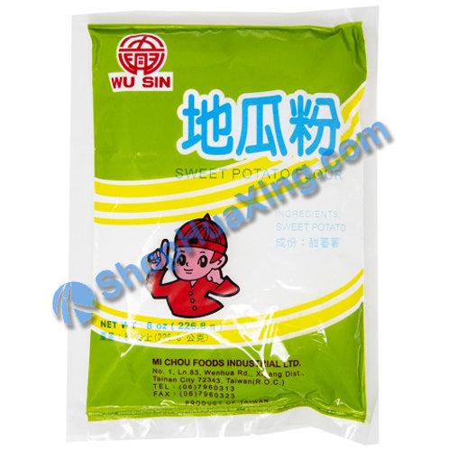03 Sweet Potato Flour 五兴 地瓜粉 8oz