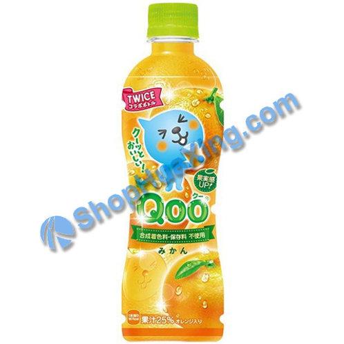 04 QOO Orange Drink 酷儿橙味 425ml
