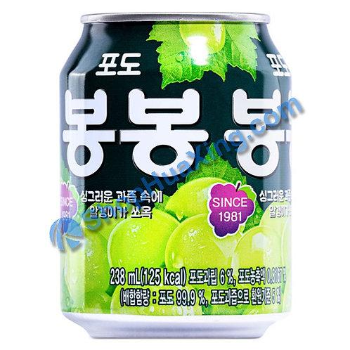 04 Bon Bon Grape Juice 韩国葡萄汁 238mL