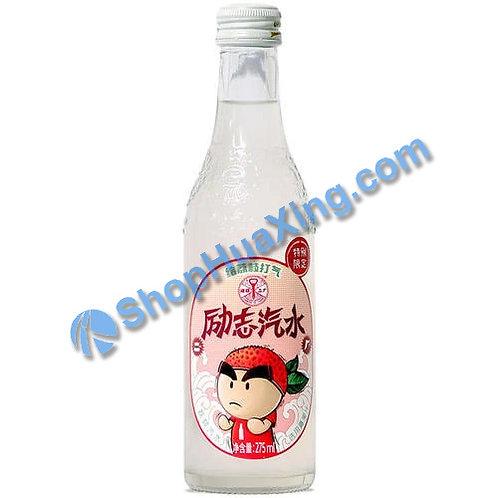 04 Hankow Er Chang Lychee Juicy Soda 含气荔枝果汁饮料 275mL