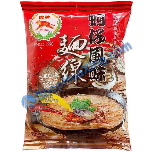 03 Seafood Flv. Red Noodles 虎牌 蚵仔风味面线 300g