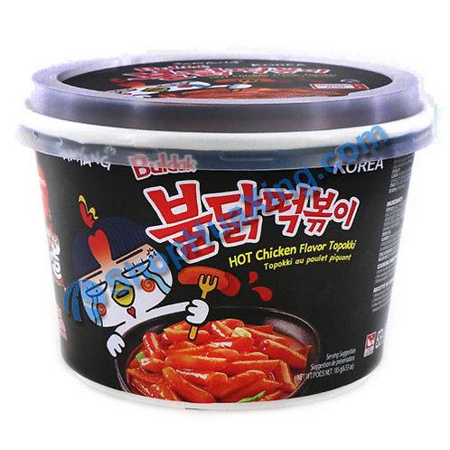 03 SamYang Yopokki Hot Chicken Flv Rice Cake 炒年糕 辣鸡味 185g