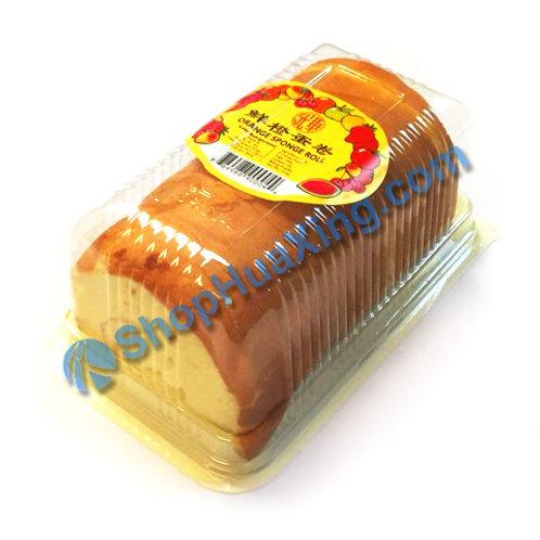 04 Orange Sponge Roll 光华 鲜橙蛋卷 12oz