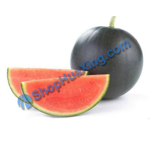 01 Small Water Melon 1pc  黑皮西瓜 /颗