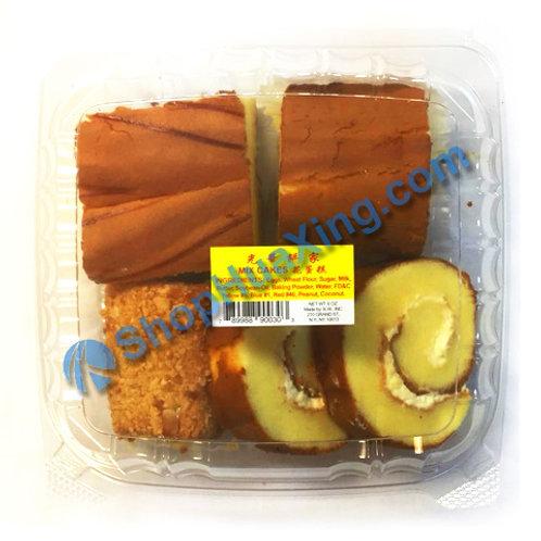 04 Roll Cake 光华 花蛋糕 6oz