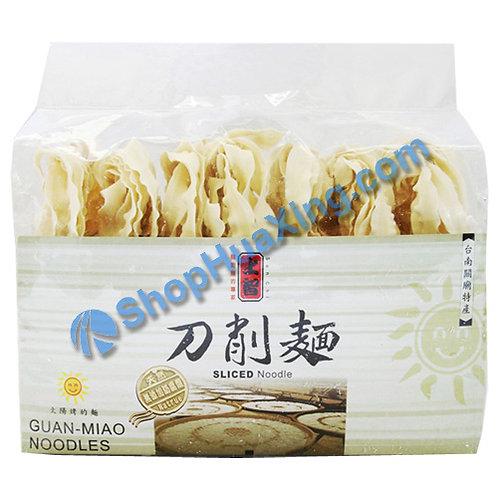 03 Sliced Noodle 上智 刀削面 360g