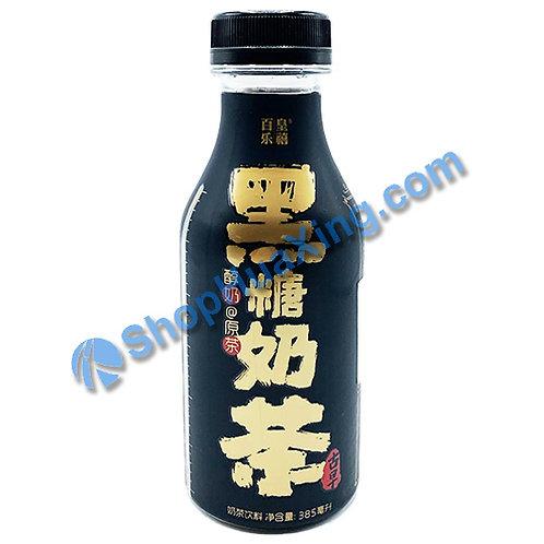 04 Brown Sugar Milk Tea 百乐皇禧 黑糖奶茶 385ml