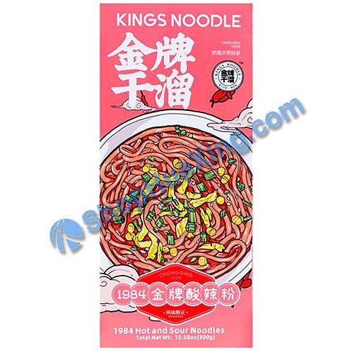 03 Kings Noodle Crystal Potato Noodle 金牌干溜 1984金牌酸辣粉 180g