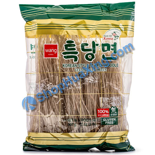 03 Wang Korean Style Starch Noodle 韩国红薯粉丝 907g