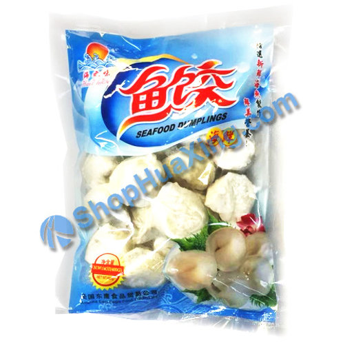 05 Seafood Dumpling 海之味 鱼饺 340g
