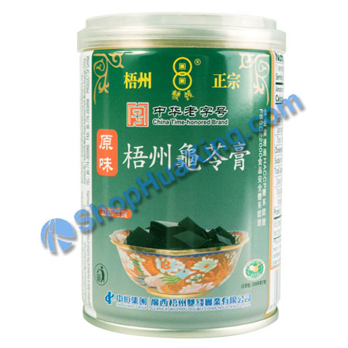 04 GuiLingGao-Original Flv 双钱牌原味梧州龟苓膏 250g