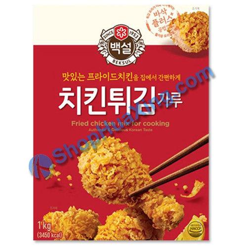 03 MixBeksul Korean Fried Chicken Mix  炸鸡粉 1Kg