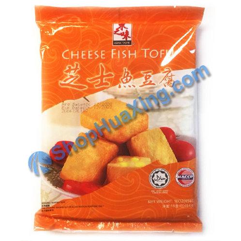 05 Asian Taste Cheese Fish Tofu 东之味 芝士鱼豆腐 454g