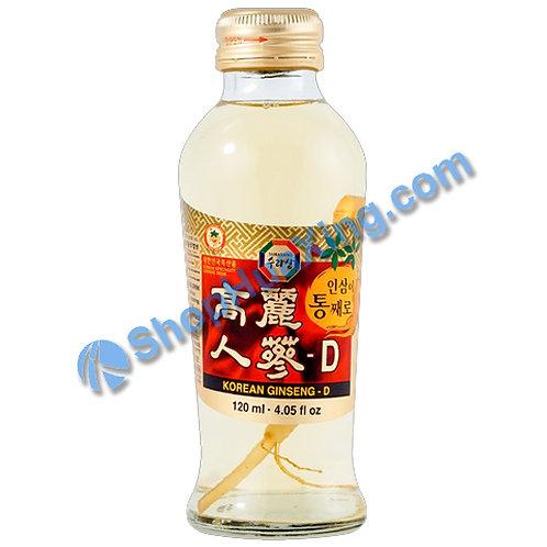 04 Surasang Korean Ginseng D 高丽人参汁 120mL