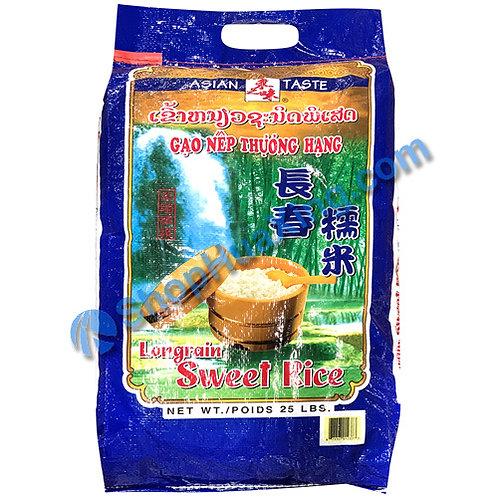04 AsianTaste Longrain Sweet Rice 东之味 长春糯米 25LB