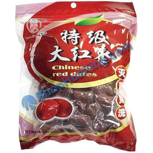 04 Chinese Red Dates 林生记 特级大红枣 红袋 500g