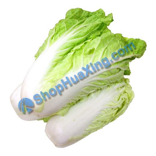 01 Sweet Bok Choy 2.2-2.5LB 皇帝菜 甜白菜 娃娃菜 /包