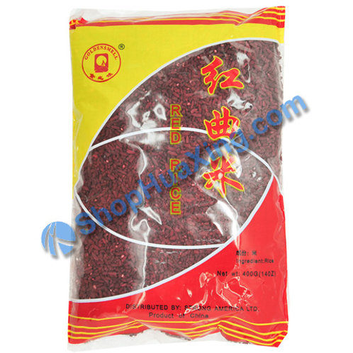 04 Red Rice 金之味 红曲米 400g