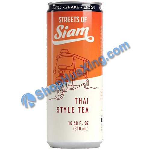 04 Streets of Siam Thai Style Tea 泰茶 310ml